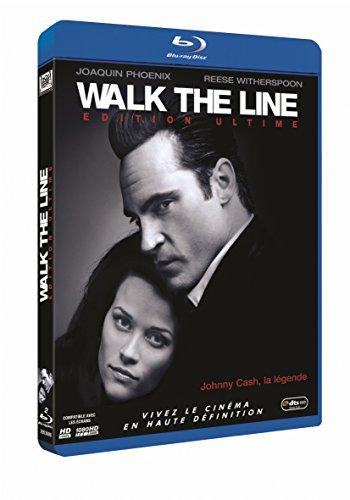 Walk the Line [Blu-ray] [Import italien]