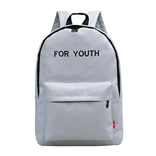 Gli studenti' schoolbags lettere spalle pacchetto viaggio di piacere sacchetti, spalle, pacchetto ,A A