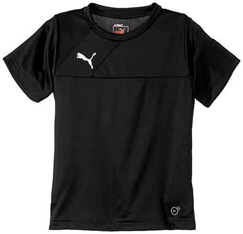 PUMA Kinder T-shirt Esquadra Training Jersey, black, 176, 654379 27