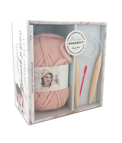 Coffret Headband à tricoter par Atelier Seize