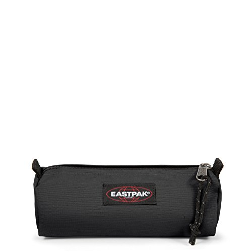 federmappe schwarz Eastpak Benchmark Single Federmäppchen, 6 x 20.5 x 7.5 cm, Schwarz
