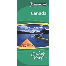 Le guide vert : Canada