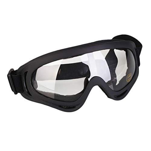H-MetHlonsy Militärbrille Moto Kugelsichere Armee Polarisierte Sonnenbrille Jagd Schießen Luftgewehr Fahrrad Motorrad Brille Outdoor Sports Transparent