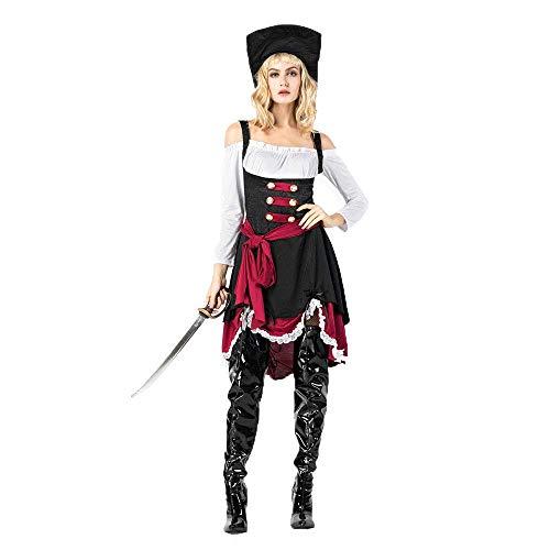 Der Karibik Girl Fluch Kostüm - FrebAfOS Halloween Fluch der Karibik, Gericht Piraten, Kleider, Nachtclub Ds