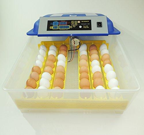Campo24® V48 Motorbrüter für 48 Eier/Inkubator/Vollautomatischer Motorbrüter/ Incubator
