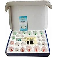 Zcoins 24 Plastik Schröpfen Vakuumpumpe mit Magnetkopf Chinesische Massage Therapie Set preisvergleich bei billige-tabletten.eu