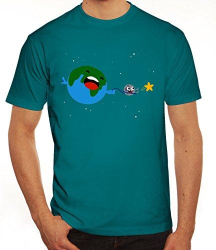 Geschenkidee Herren T-Shirt mit Sternenfänger Motiv von ShirtStreet Diva