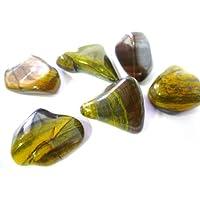 Tumbled Tiger Iron Tumble Stone - A Grade Quality Crystal - Oldest stone on the planet! Said to stimulate physical... preisvergleich bei billige-tabletten.eu