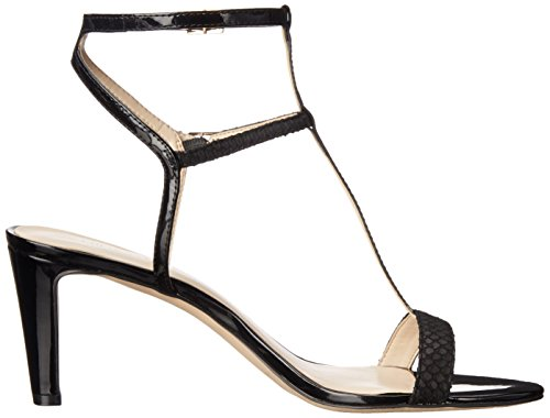 Nine West Dacey synthétique Sandales à talons Black/Multi