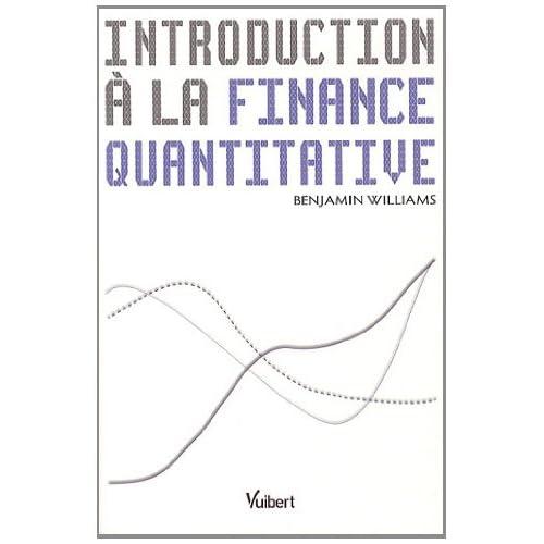 Introduction à la finance quantitative