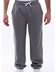 PANTALON SURVETEMENT COTON HOMME GRIS