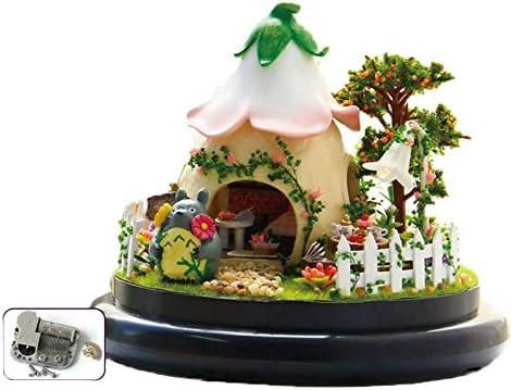 WRUMLJUFX la Grande Roue Petite boîte à à à Musique Sky City en boîte à Musique Fille Cadeau Main créatrice,Green Garden (la Musique) | Outlet Store En Ligne  40e48d