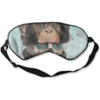 Sleep Eye Mask Oil Chimpanzee Lightweight Soft Blindfold Adjustable Head Strap Eyeshade Travel Eyepatch E1 preisvergleich bei billige-tabletten.eu