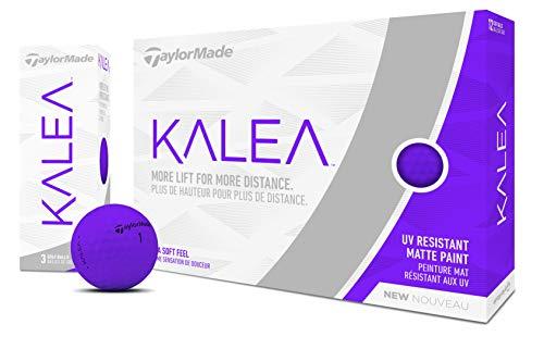 TaylorMade Kalea 12 balles de Golf pour Femme, Femme,...