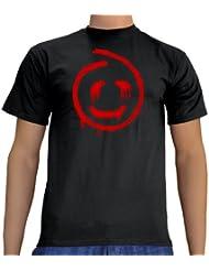 Touchlines Unisex/Herren T-Shirt Red John - The Mentalist B1754