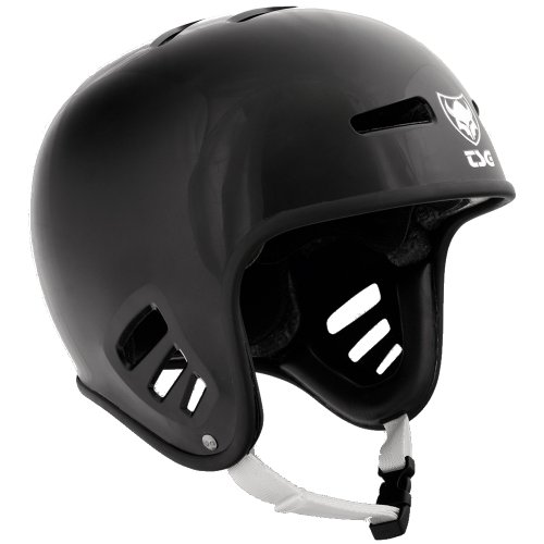 tsg-dawn-solid-color-casque-flex-l-xl-noir-noir