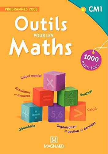 Outils pour les maths CM1 : Programmes 2008