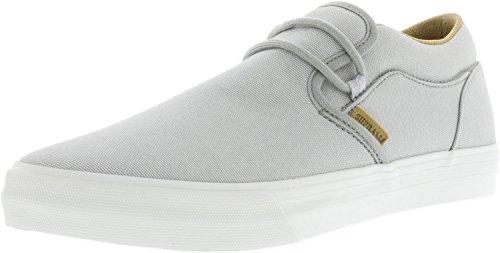 Supra - Cuba, Sneaker basse Uomo Light Grey/White