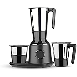 Butterfly Spectra 750-Watt Mixer Grinder with 3 Jars (Black)