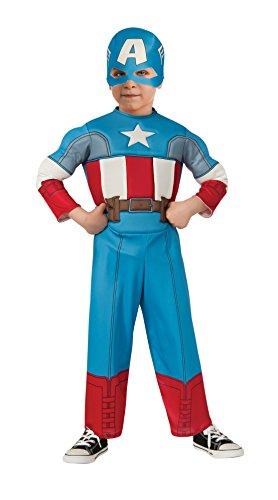 Avengers Captain America Kostüm Baby (Captain Baby Kostüme America)