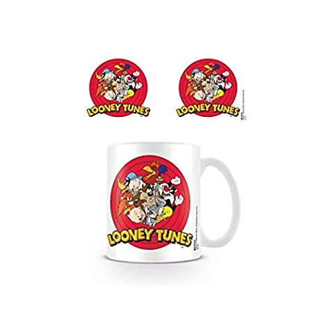 Pyramid International MG23035Looney Tunes Logo Ceramic Mug tasse ceramique - mug
