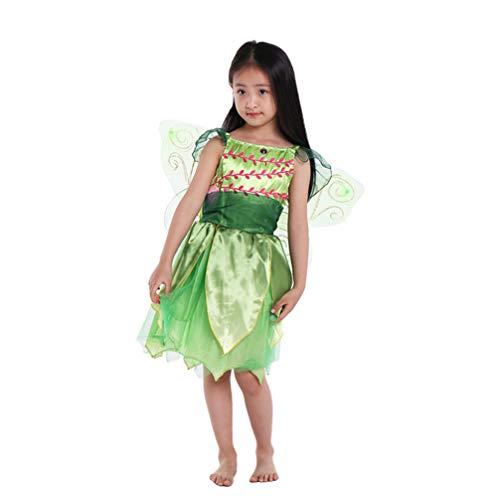 Holibanna Kinder Fee Kostüm Tutu Rock mit