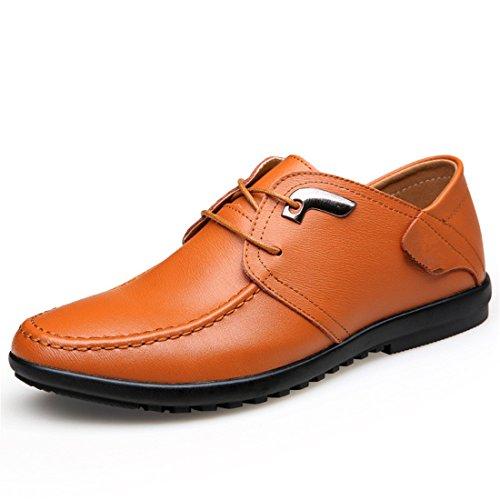 Scarpa uomo in pelle, mocassini uomo, scarpa per affari elegante punta di piedi oxfords comfort pelle sintetica vestito scarpe stivali martin british style pelle inverno casual classico con velluto