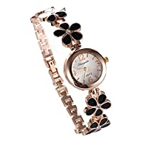 Chaoyada Dress Watch for Women, Analog, Metal B and