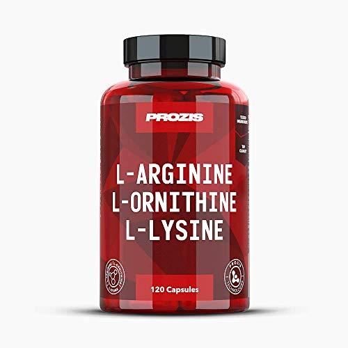 Zoom IMG-2 prozis l arginina ornitina lisina