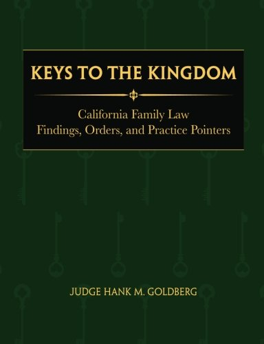 Pdf download keys to the kingdom california family law findings book details fandeluxe Choice Image