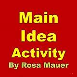 Main Idea Activity (Reading Passages Book 2) (English Edition)
