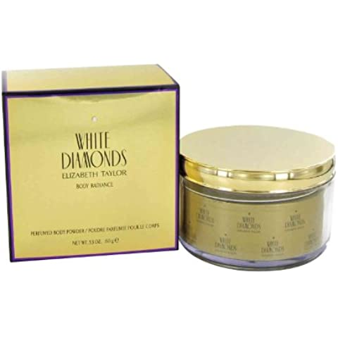 White Diamonds per Donna 159 ml Polvere corpo