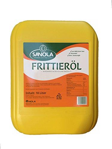 SANOLA Frittieröl 10 Liter - Frittieröl