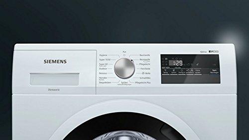 Siemens iQ300 WM14N121 Waschmaschine / 7,00 kg / A+++ / 157 kWh / 1.400 U/min / Schnellwaschprogramm / Nachlegefunktion / Hygiene Programm / - 4