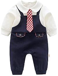 Bebone baby Junge Smoking Hochzeit Taufe Anzug