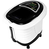 Kays Fußsprudelbad,Fußbad Automatisches Fußbad, Massage Heizung, konstante Temperatur preisvergleich bei billige-tabletten.eu