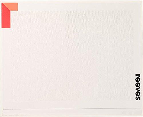 Reeves 8330855 Baumwoll-Keilrahmen, 100% Baumwolle, Säurefrei, Grundiert - 70 x 100cm