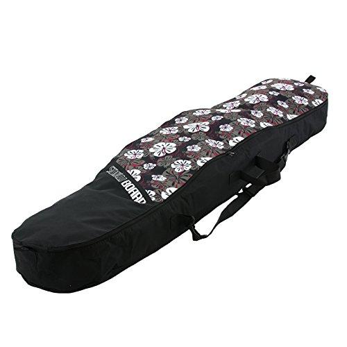 Snowboardtasche Snowboard Schutz Bag Sack Tasche Boardbag Boardsack Skitasche (D12, 165 cm)