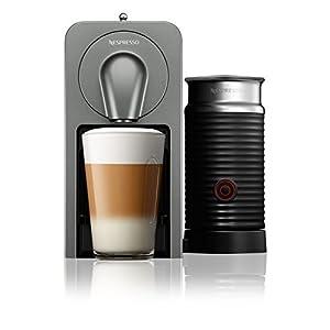 Krups YY5101FD Nespresso Prodigio&Milk Titan - Macchina per caffè con cappuccinatore, colore: titanio 7
