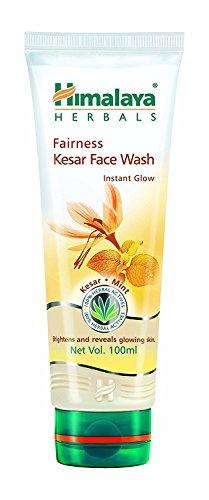 Glamorous Mart - Himalaya Herbals Fairness Kesar Face Wash - 50ml - 50 Ml Face Wash