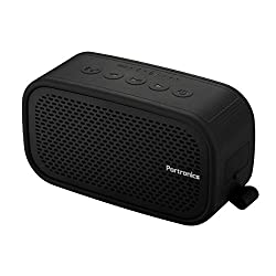 Portronics POR-686 Posh II wireless Portable Bluetooth speaker with Fm & Micro Sd Card,Multi function mini portable bluetooth speaker ( Black )