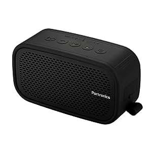 Portronics POR-686 Posh II Wireless Portable Bluetooth Speaker (Black)