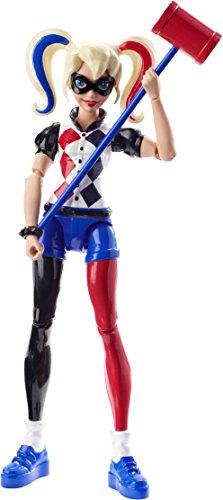 Mattel DMM36 DC Super Héros Girls Harley Quinn Action Figure