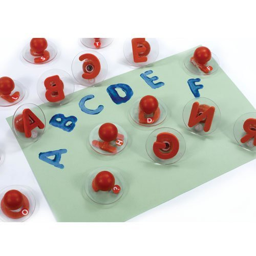 Giant Alphabet Stampers Uppercase by Giant Bean