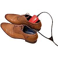 PEARL Schuhwärmer: Elektrischer Schuhtrockner mit 2 Trocken-Modulen, 10 Watt, bis 40 °C (Schuhe Trockner)