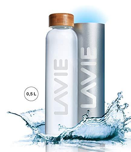 LaVie 2Go es un Purificador de Agua Compacto Innovador con luz UVA, que funciona Sin Consumibles. Transforme...
