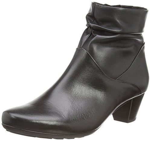 Gabor Kingston,  Nero Nero (Black Leather) 40