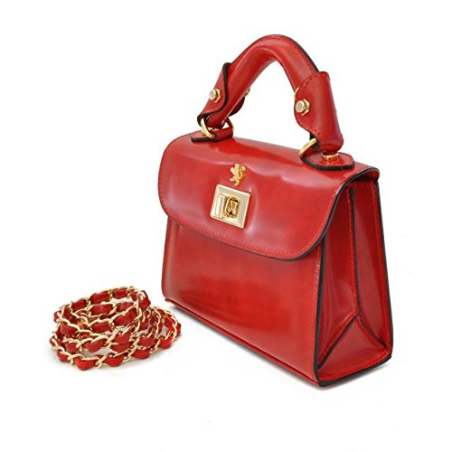 Pratesi Lucignano petit sac - R280/20 Radica (émeraude) Chianti
