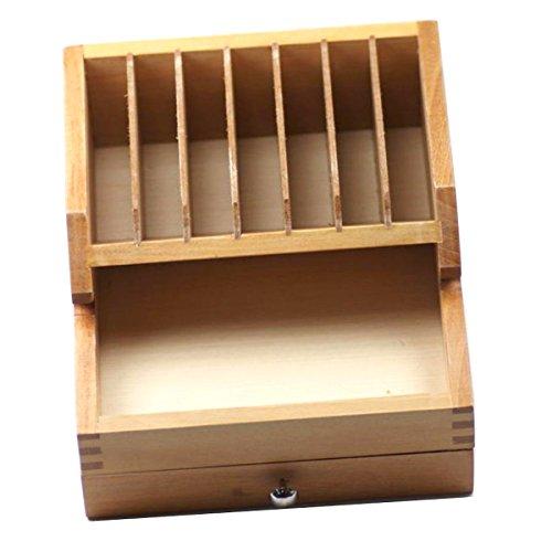 Uhrmacher Werkzeug-Ablageregal Organisator