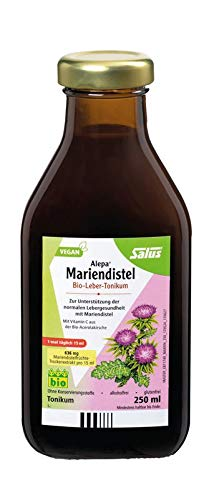 Salus Mariendistel Tonikum, 1er Pack (1 x 250 ml) - Bio